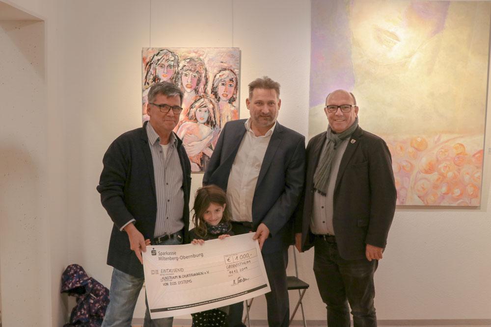 Mitglieder-Jahres-Ausstellung im LöwHaus