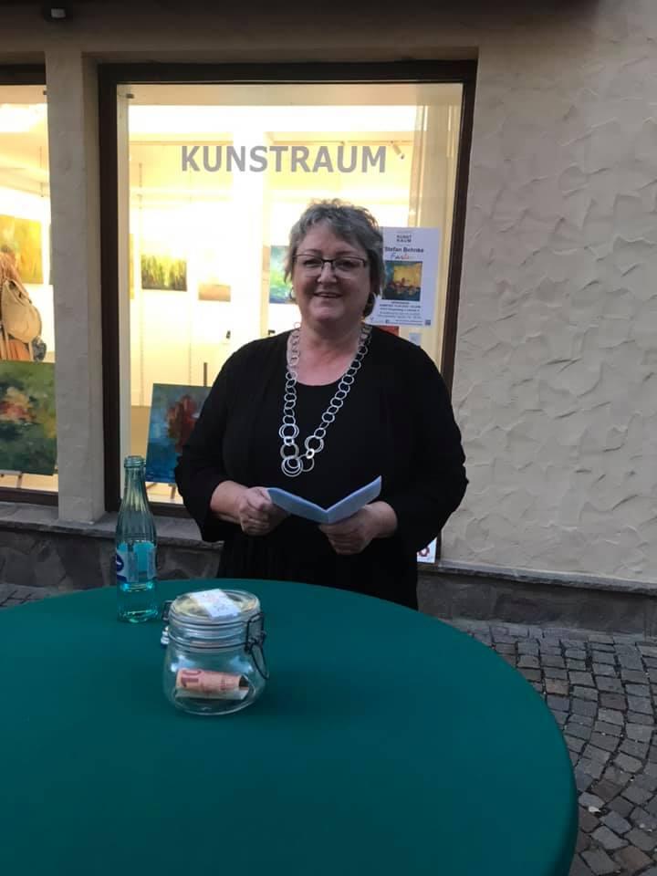 Laudatorin Ilona Meisenzahl