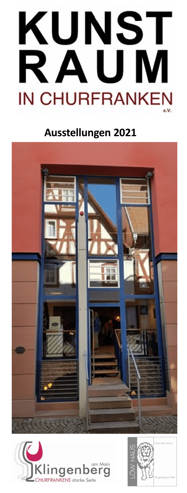Programm 2021 Löw Haus
