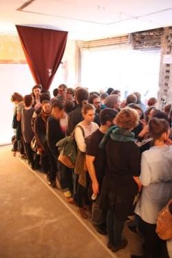 Performance HALLO von OQ © Sonja Wunderlich