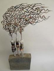 Arbeiten von Sylvia Wanke, 2014