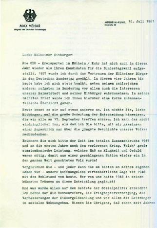 1961_Vorderseite_Brief_Max_Vehar_mbB_Vergessener_Briefkasten_Ruhrstr.3_Foto_by_Ivo_Franz