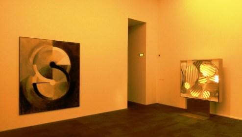 HEINZ MACK - AUSSTELLUNG Duisburg Küppersmühle MKM. Kunst-Exkursion der RUHR-GALLERY-MÜLHEIM 2016