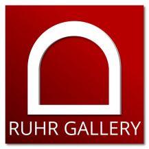 LOGO Galerie an der Ruhr / Ruhr-Gallery-Mülheim Ruhrstr. 3