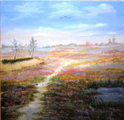 Natuur schilderijen