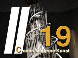 Vladimir Tatlin - Tatlin's toren - Moderne Kunst
