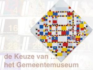 De Keuze van het Gemeentemuseum uit de Canon van de Moderne Kunst