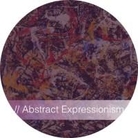 Kunstgeschiedenis - Abstract Expressionisme