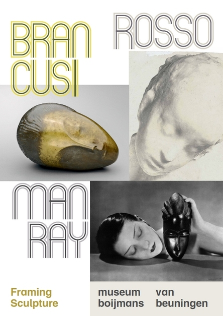 Vanaf 8 februari in Boijmans: Brancusi, Man Ray en Rosso