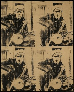 Andy Warhol - Four Marlons