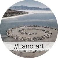 Kunstgeschiedenis - Land Art