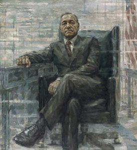 Onbekende schilder - Frank Underwood