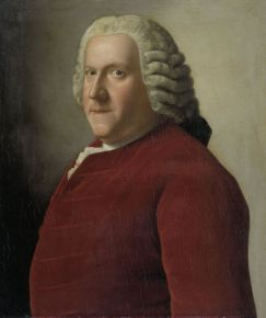 Jean-Étienne Liotard - Willem Bentinck van Rhoon