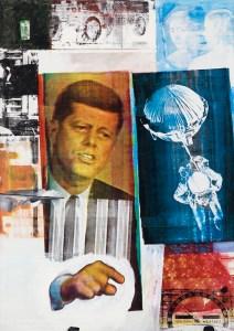 Robert Rauschenberg - Retroactive II