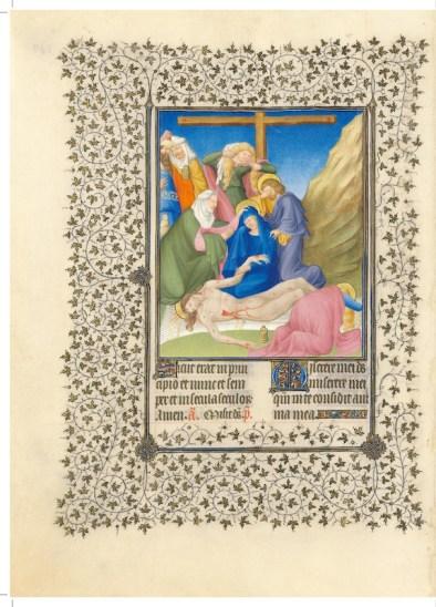 Gebroeders van Limburg - Tres Belles Heures du Duc de Berry