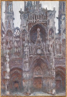 Claude Monet - Vooraanzicht Kathedraal Rouen