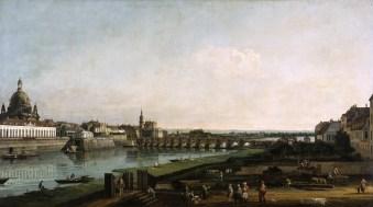 Bernardo Bellotto - Dresden
