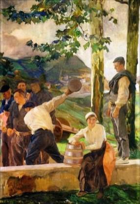Baskenland: Los bolos