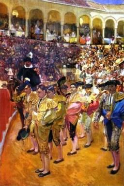 Sevilla: Los toreros