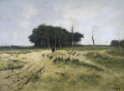 Anton Mauve - Heide te Laren