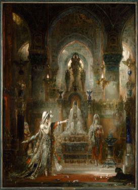 Gustave Moreau - de Dans van Salomé