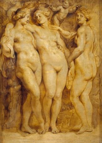 Peter Paul Rubens - de Drie Gratiën