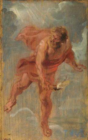 Peter Paul Rubens - Prometheus