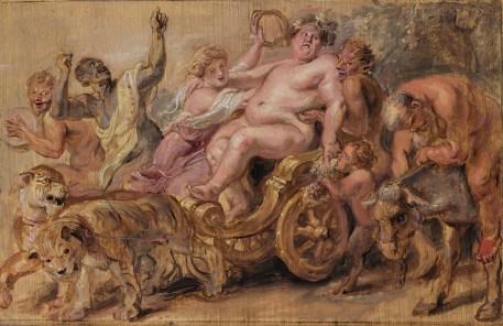 Peter Paul Rubens - de Triomf van Bacchus