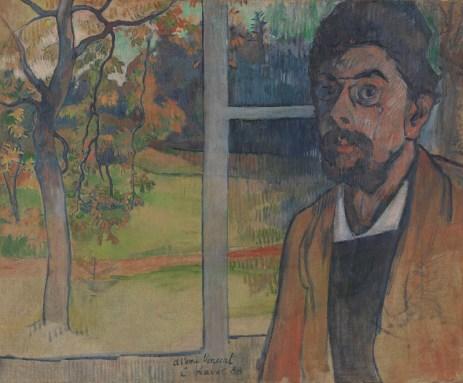 Charles Laval - Zelfportret