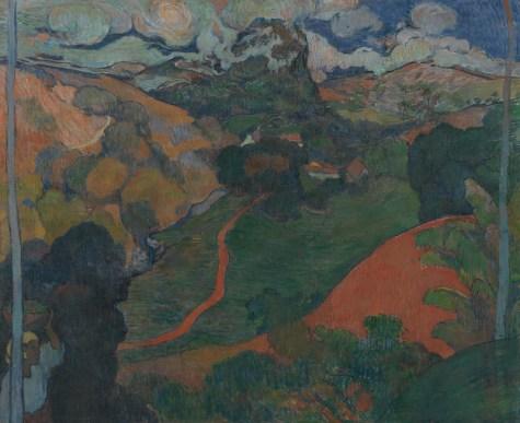 Charles Laval - Landschap op Martinique