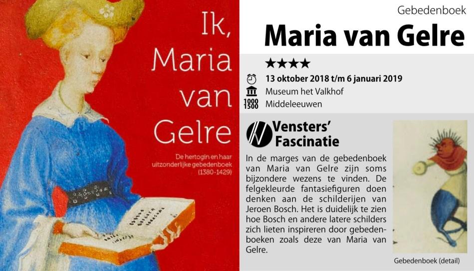 Maria van Gelre - Museum het Valkhof