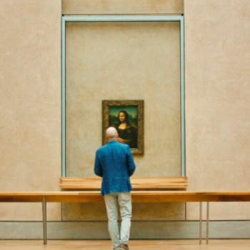 Diederik en Da Vinci