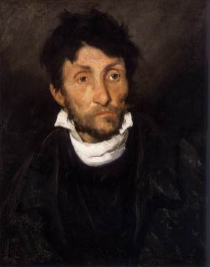 Théodore Géricault - Kleptomane