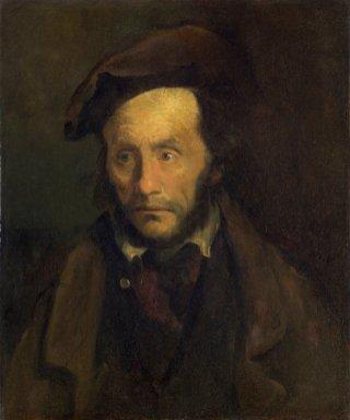 Théodore Géricault - Le Monomane du vol d'enfants