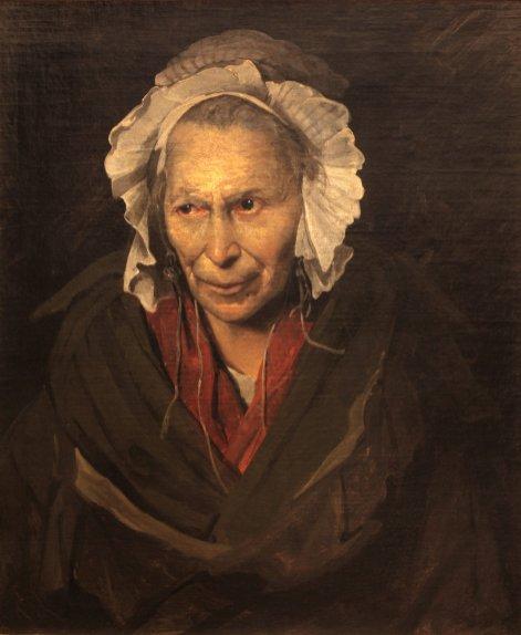Théodore Géricault - La Monomane de l'envie