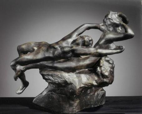 Auguste Rodin - Fugit Amor (Paolo en Francesca)