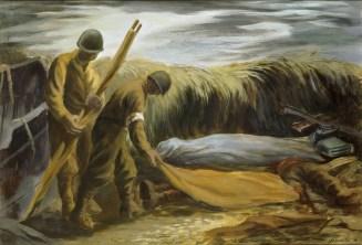 Alexander Russo - Doden begraven