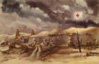 Mitchell Jamieson - Eerste Hulppost op Omaha Beach