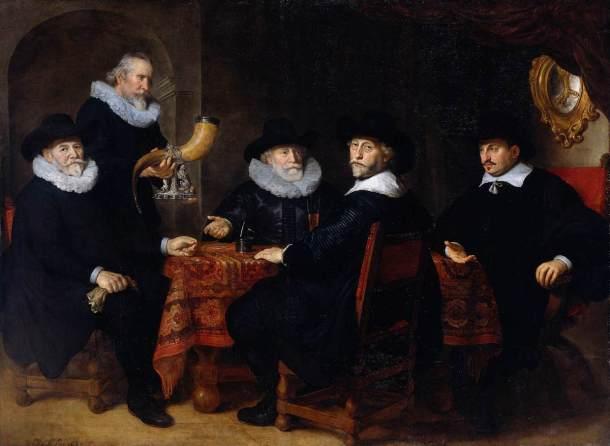 Govert Flinck - de Doelheren
