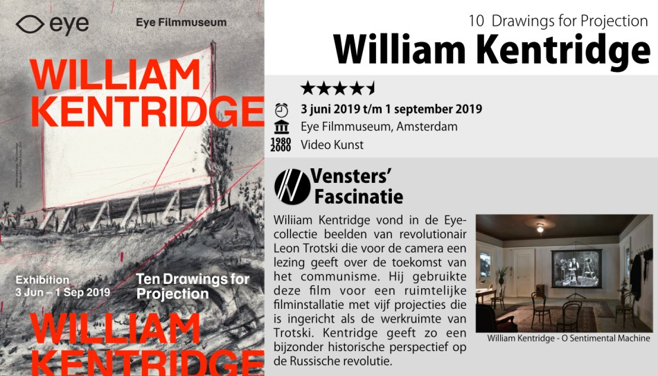 William Kentridge - Eye
