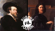 Rubens vs Poussin