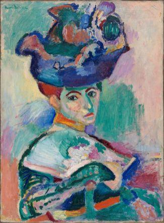 Henri Matisse - Vrouw met een Hoed