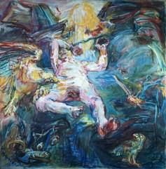 Oskar Kokoschka - Prometheus Triptiek