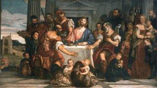 Paolo Veronese - Emmausmaaltijd