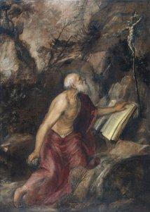Titiaan - St. Hieronymus
