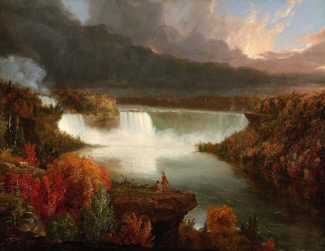 Thomas Cole - Niagara Falls