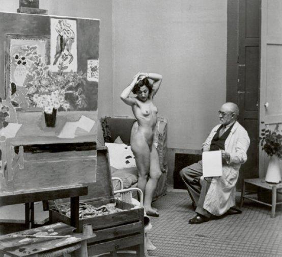 Brassaï - Atelier van Matisse
