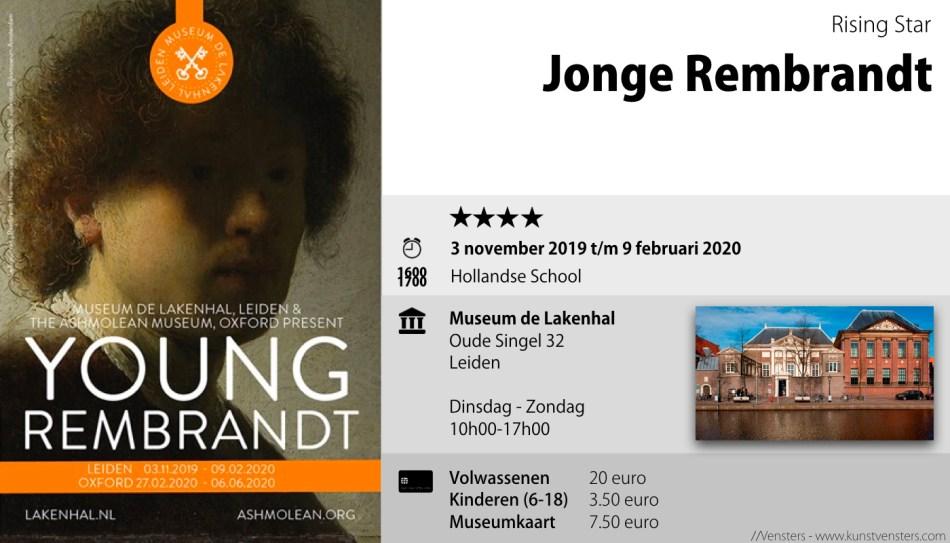 Jonge Rembrandt - Lakenhal - Leiden