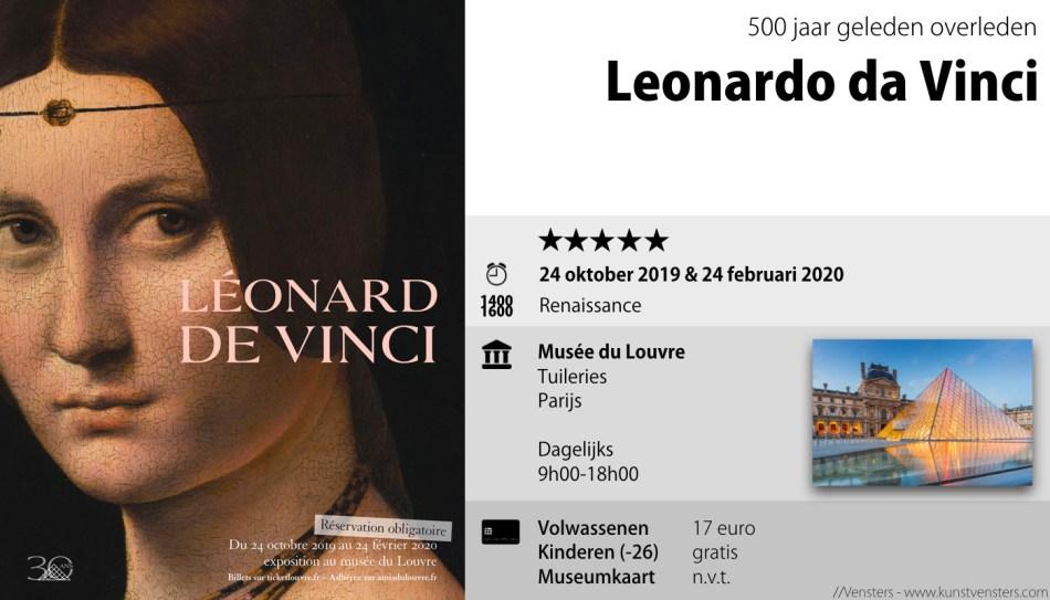 Louvre - Leonardo da Vinci