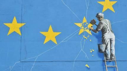 Banksy - Brexit